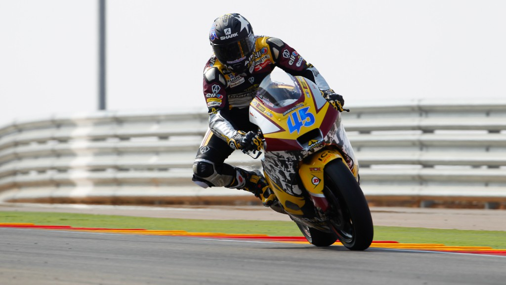 Scott Redding, Marc VDS Racing Team,  MotorLand Aragón QP