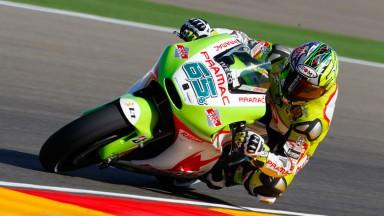 Loris Capirossi, Pramac Racing Team, MotorLand Aragón QP