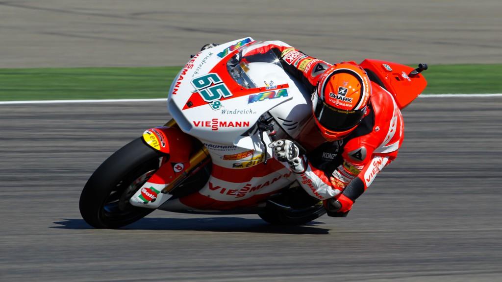 Stefan Bradl, Viessmann Kiefer Racing, MotorLand Aragón QP