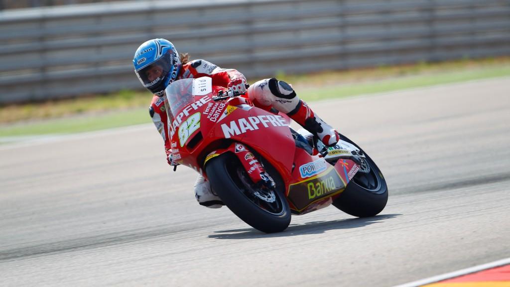 Elena Rosell, Mapfre Aspar Team Moto2,  MotorLand Aragón QP