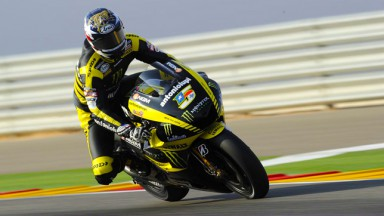 Colin Edwards, Monster Yamaha Tech 3, MotorLand Aragón QP