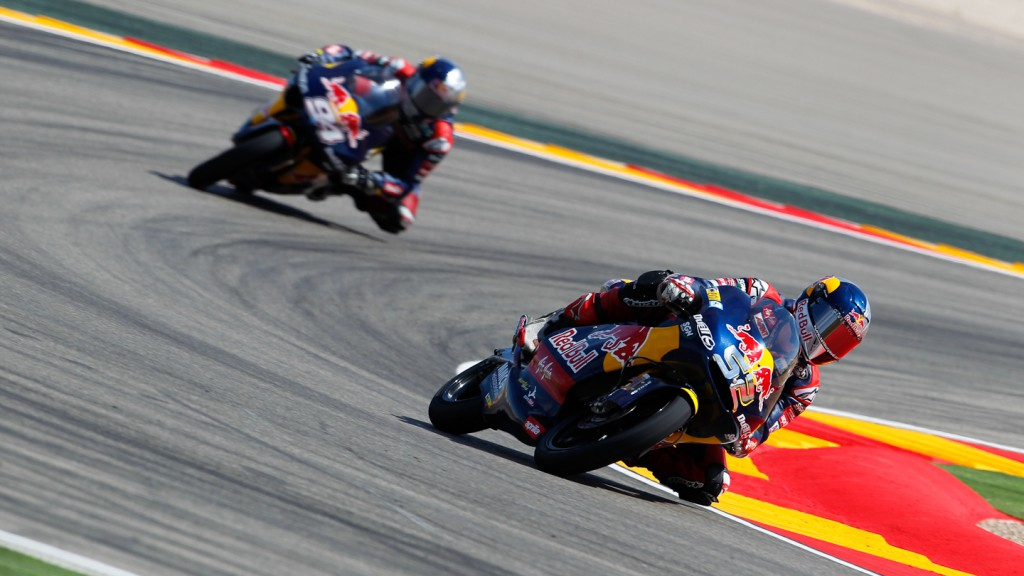 Danny Kent, Red Bull Ajo MotorSport,  MotorLand Aragón QP