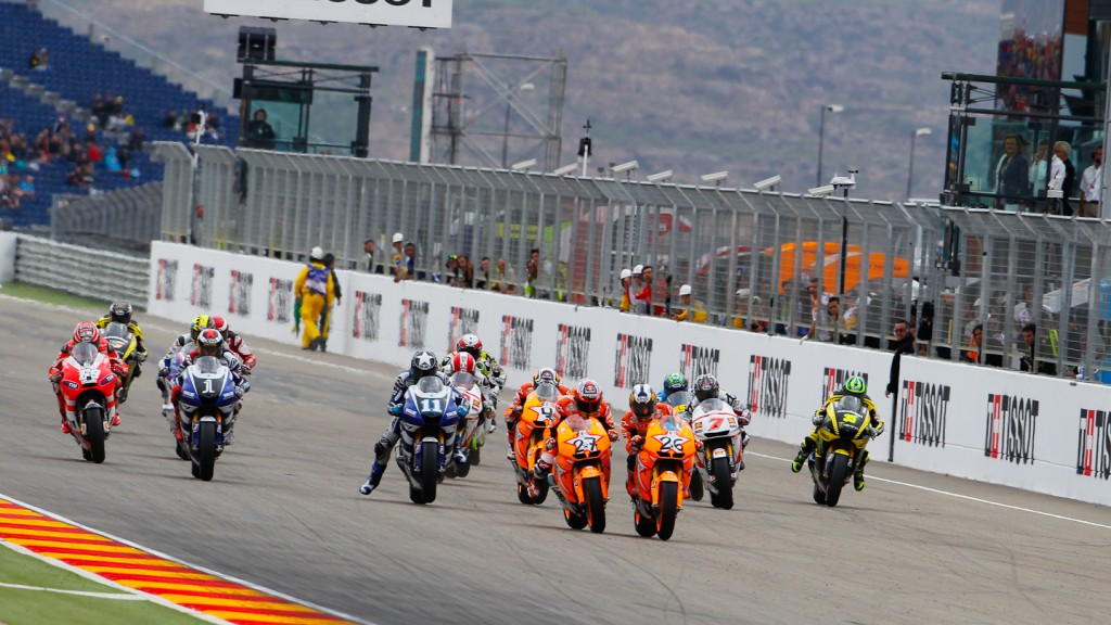 MotoGP, MotorLand Aragón RAC