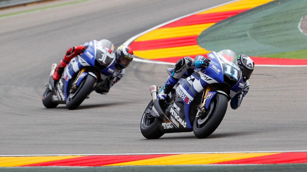 Ben Spies, Yamaha Factory Racing, MotorLand Aragón RAC