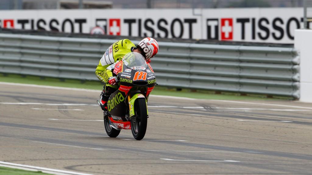 Nico Terol, Bankia Aspar Team 125cc, MotorLand Aragón RAC