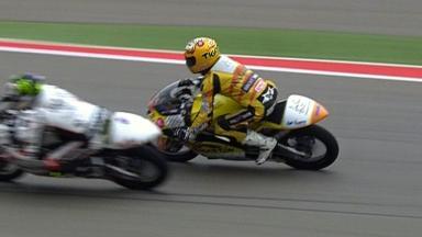 Aragón 2011 - 125cc - Race - Action - Alberto Moncayo