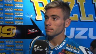 Bautista scores top six result at Aragon