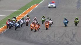 Casey Stoner took another 25 points home at the Gran Premio de Aragón as the Australian took his eighth win of the 2011 season, with Dani Pedrosa taking second and Jorge Lorenzo third.