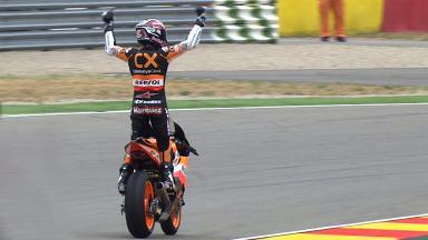 Aragón 2011 - Moto2 - Race - Highlights