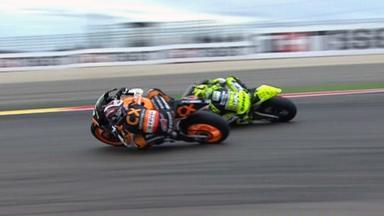 Aragón 2011 - Moto2 - Race - Action - Marc Marquez