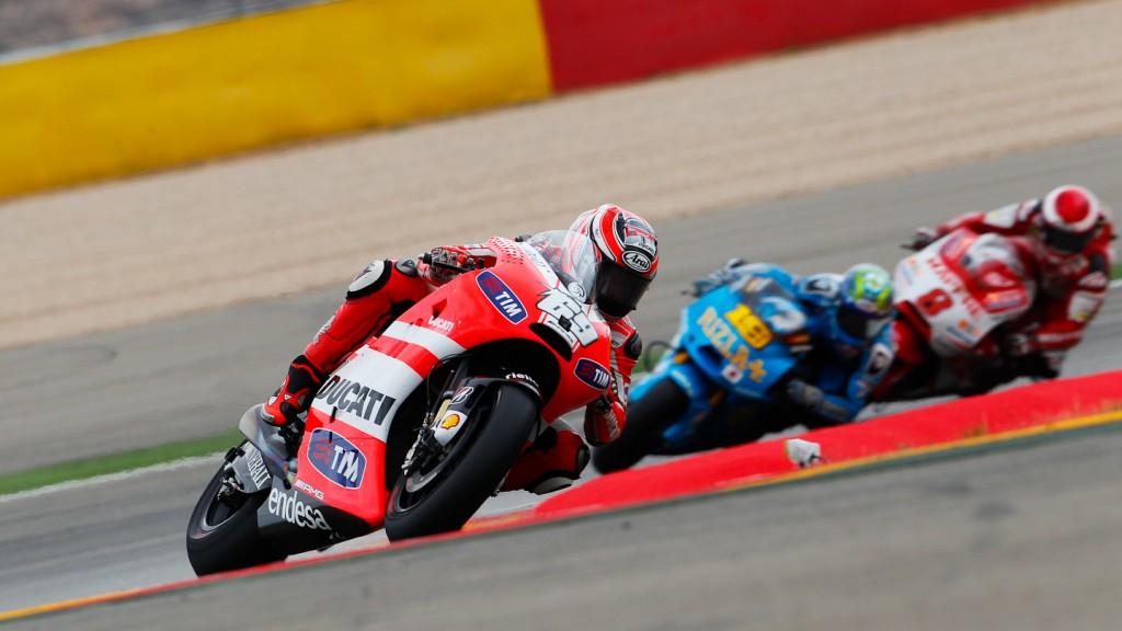 Nicky Hayden, Ducati Team, MotorLand Aragón RAC