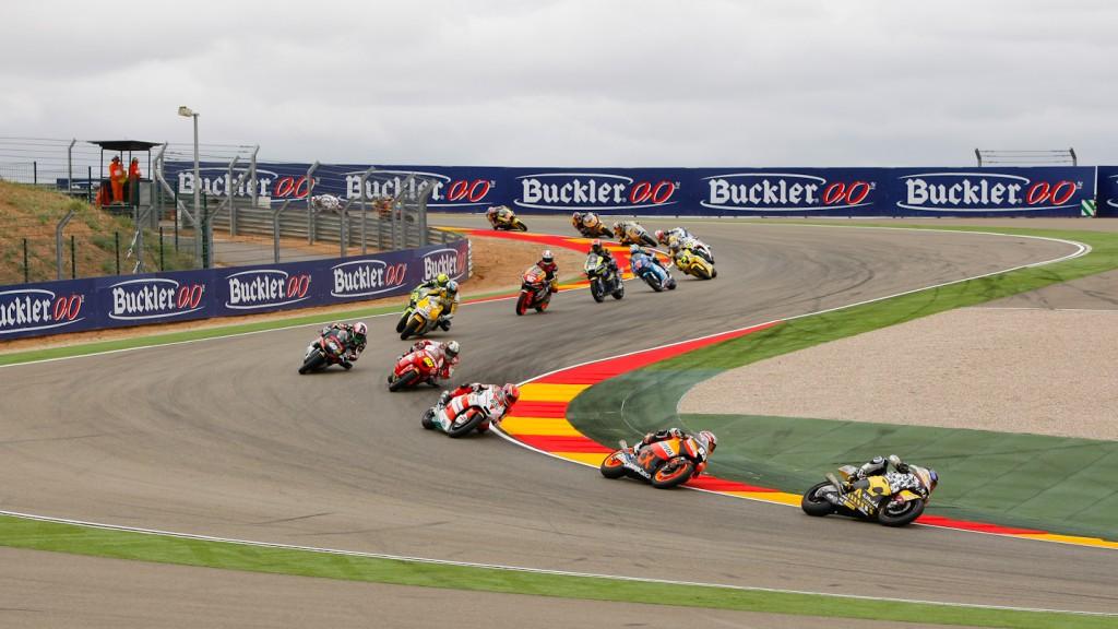 Moto2, MotorLand Aragón RAC