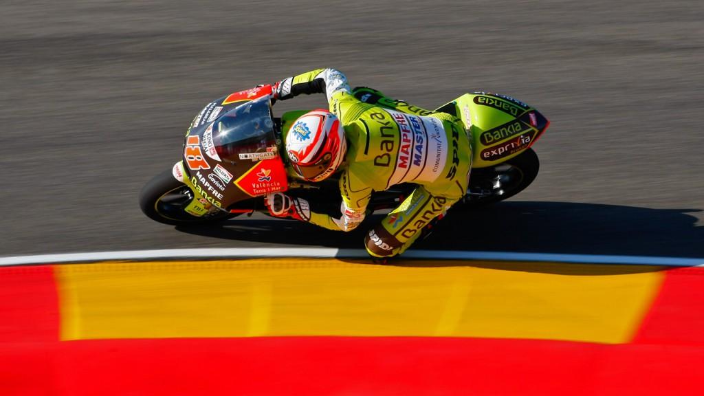 Nico Terol, Bankia Aspar Team 125cc, MotorLand Aragón WUP