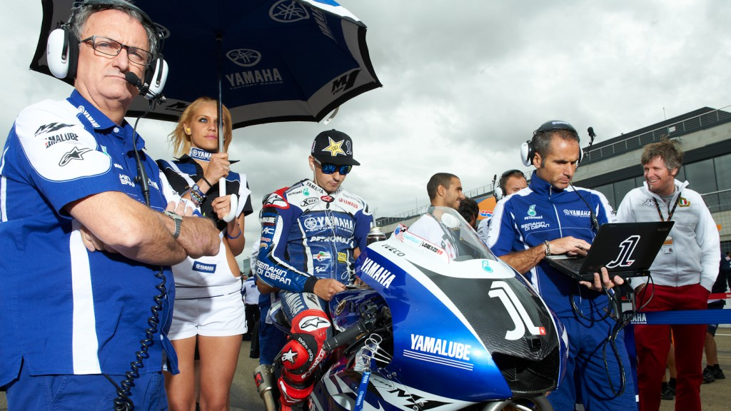 Jorge Lorenzo, Yamaha Factory Racing, MotorLand Aragón RAC @ Copyright Alex Chailan & David Piolé