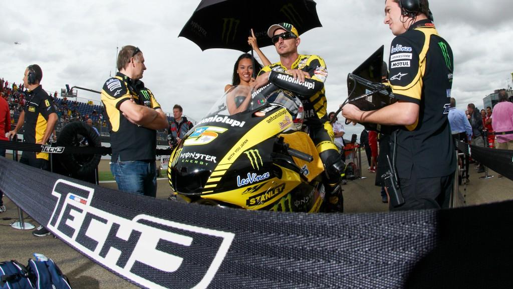 Colin Edwards, Monster Yamaha Tech 3, MotorLand Aragón RAC @ Copyright Alex Chailan & David Piolé