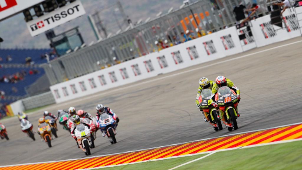 125cc, MotorLand Aragón RAC