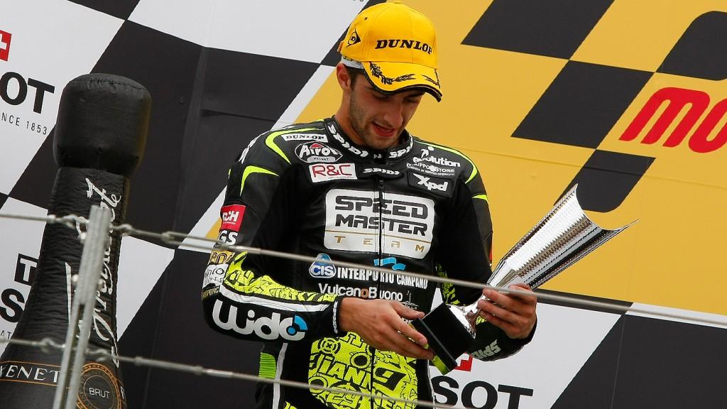 Andrea Iannone, Speed Master Team, MotorLand Aragón RAC