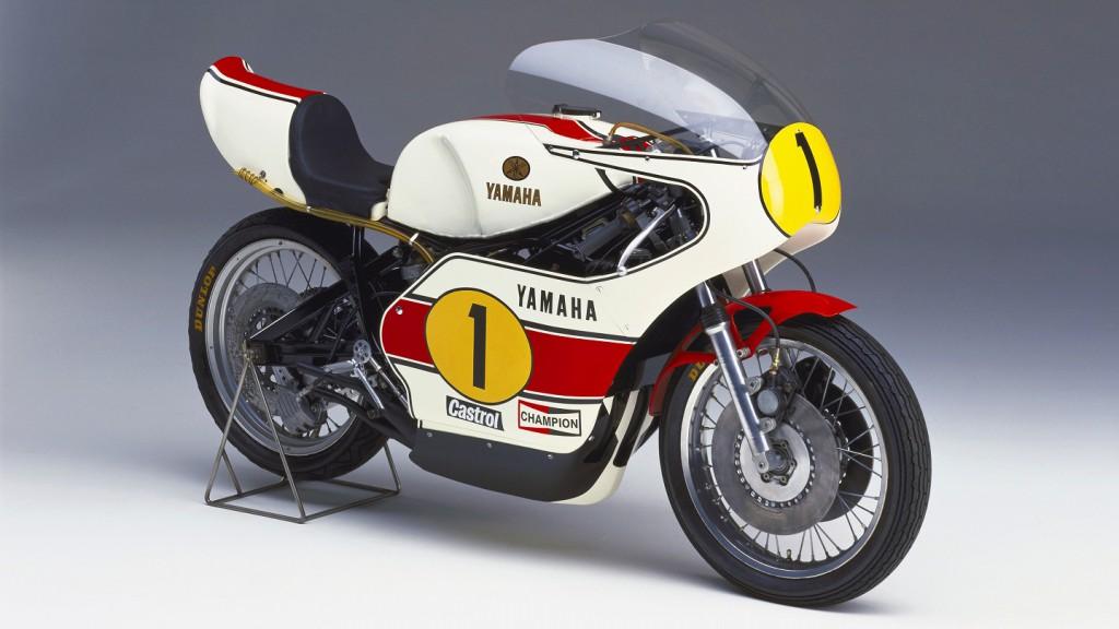 1974 Yamaha YZR 500
