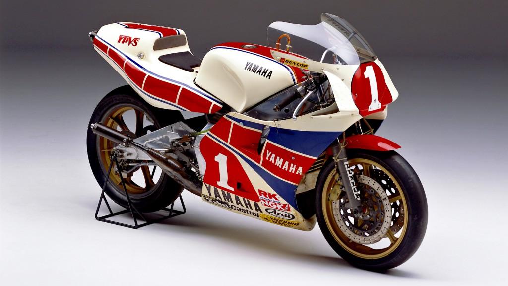 1984 Yamaha YZR 500