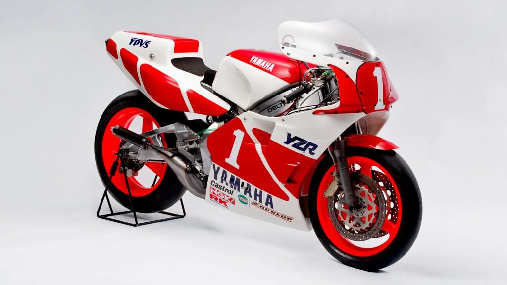 1985 Yamaha YZR 500
