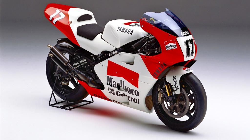 1995 Yamaha YZR 500