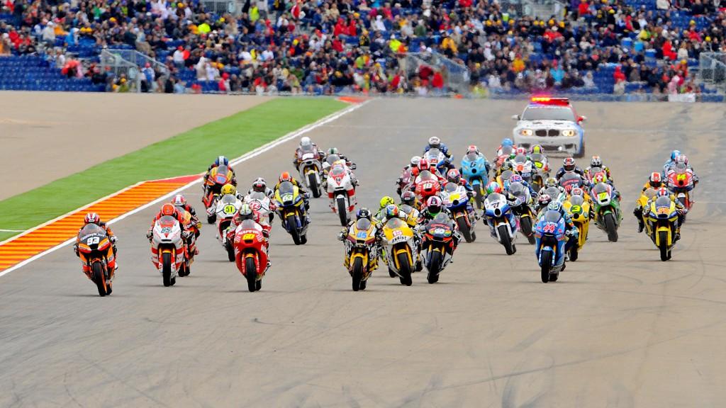Moto2, RAC