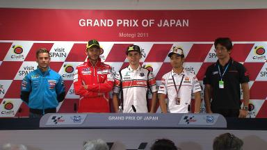 Grand Prix of Japan Pre-event Press Conference