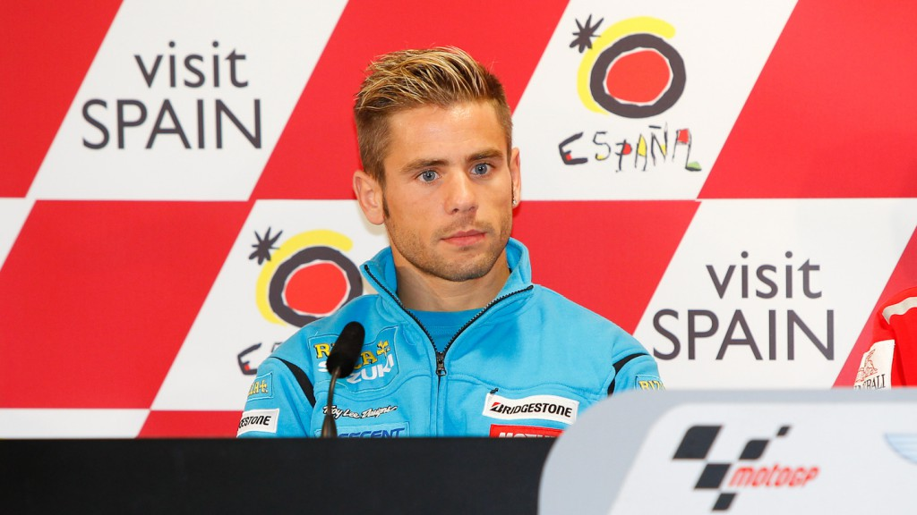 Alvaro Bautista, Rizla Suzuki MotoGP, Grand Prix of Japan Press Conference