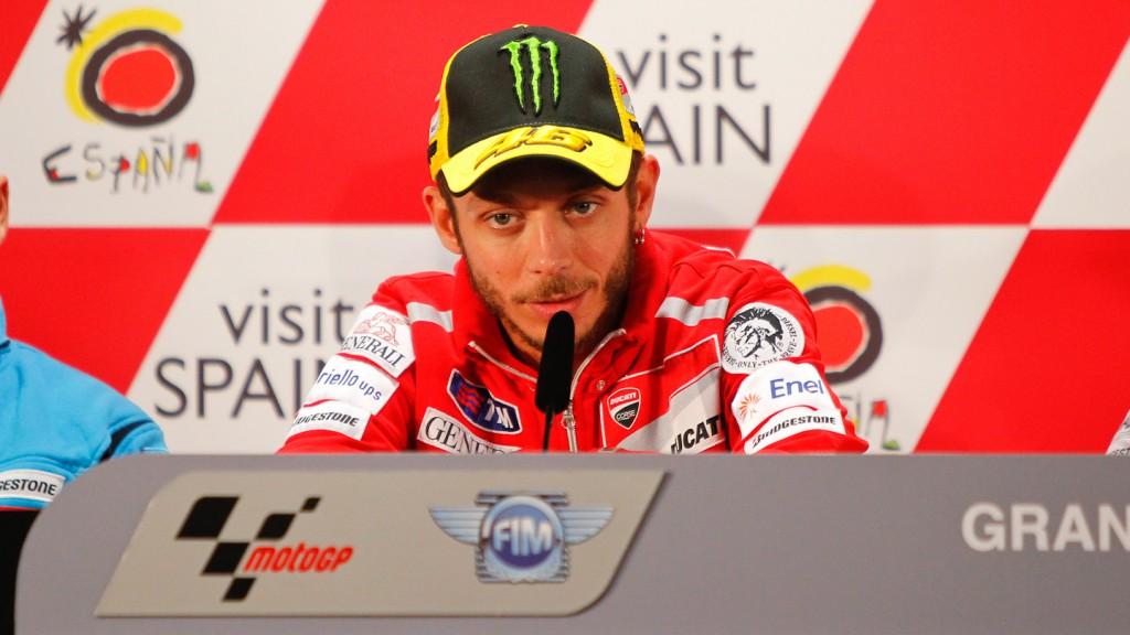 Valentino Rossi, Ducati Team, Grand Prix of Japan Press Conference