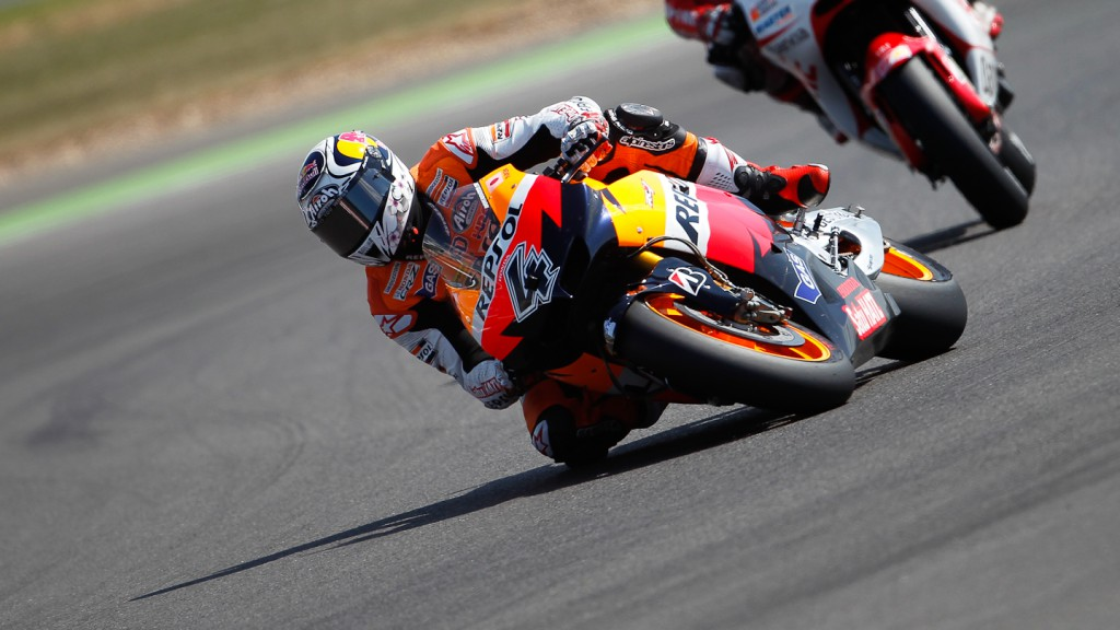 Andrea Dovzioso, Repsol Honda Team
