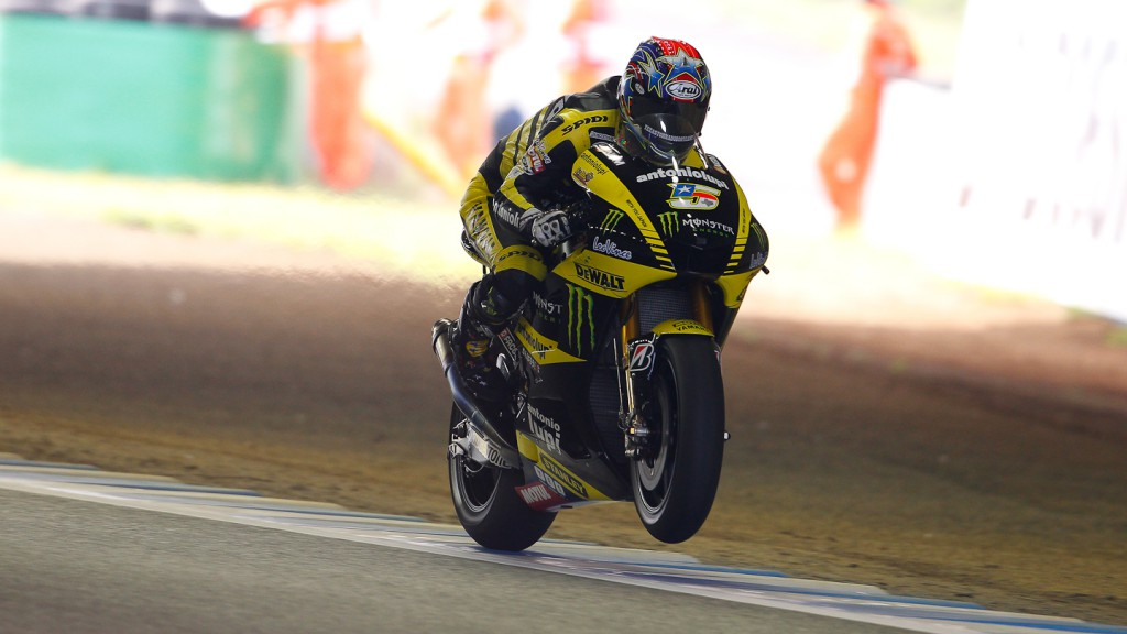 Colin Edwards, Monster Yamaha Tech 3, Motegi FP2