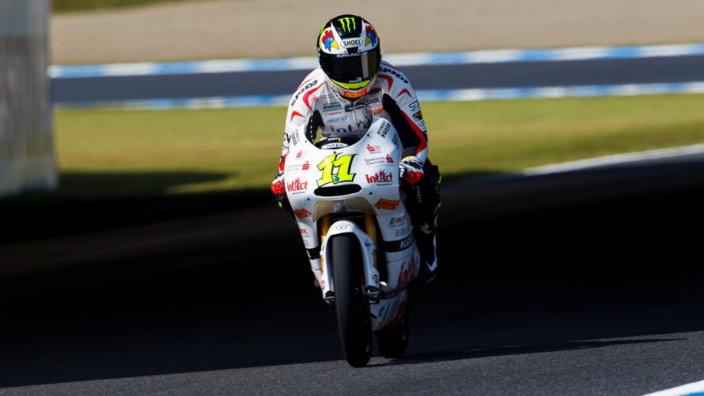 Sandro Cortese, Intact-Racing Team Germany,  Motegi FP2