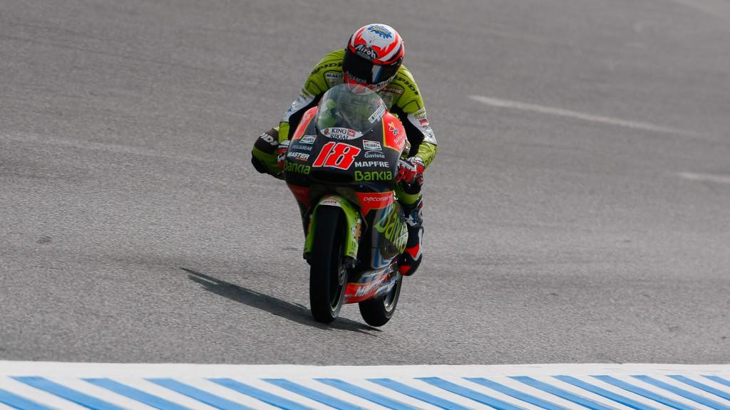 Nico Terol, Bankia Aspar Team 125cc, Motegi FP2