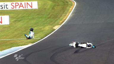 Motegi 2011 - 125cc - FP1 - Action - Jun Ohnishi