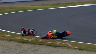 Motegi 2011 - 125cc - FP2 - Action - Alexis Masbou