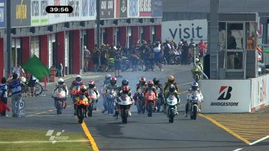 Motegi 2011 - 125cc - FP2 - Full session