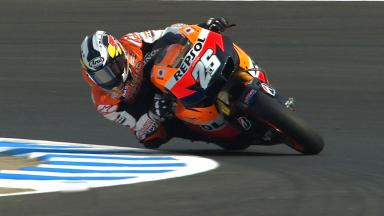 Motegi 2011 - MotoGP - FP2 - Highlights