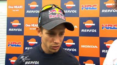 Motegi 2011 - MotoGP - FP2 - Interview - Casey Stoner