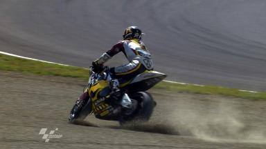 Motegi 2011 - Moto2 - FP1 - Action - Scott Redding