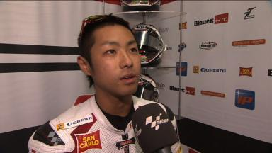 Takahashi pleased with start to Motegi weekend