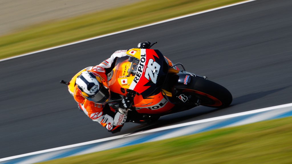 Dani Pedrosa, Repsol Honda Team, Motegi FP2