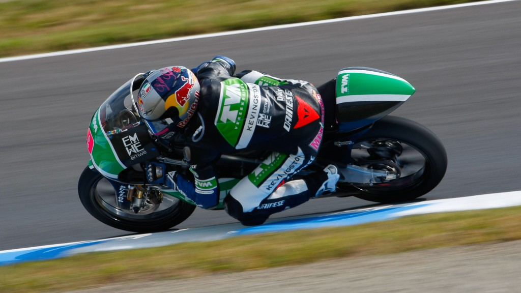 Luis Salom, RW Racing GP, Motegi FP2