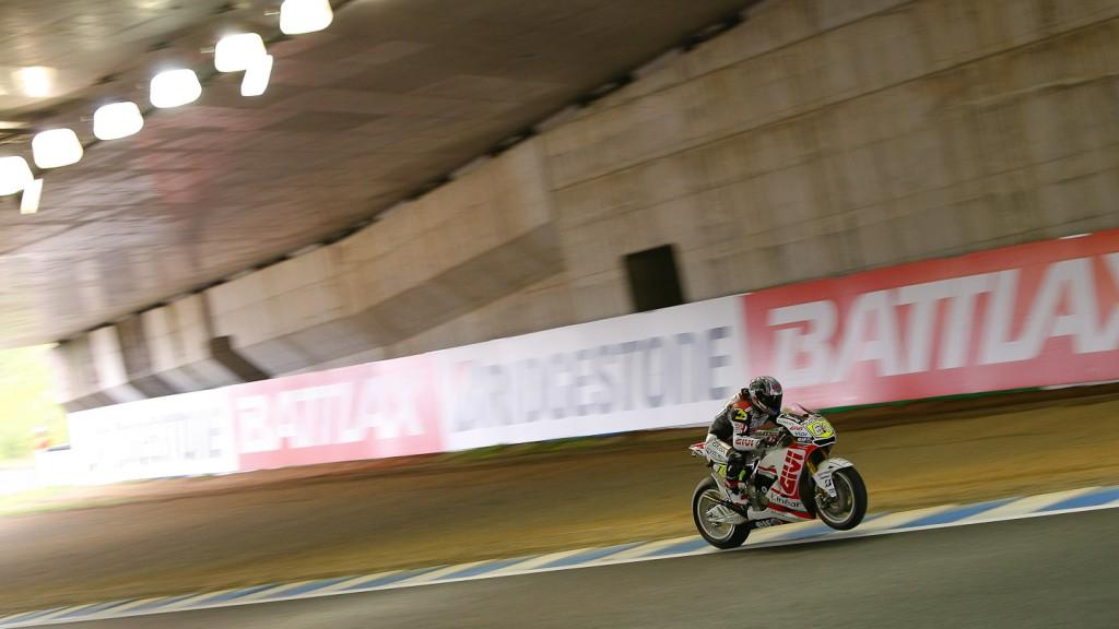Kosuke Akiyoshi, LCR Honda MotoGP, Motegi FP2