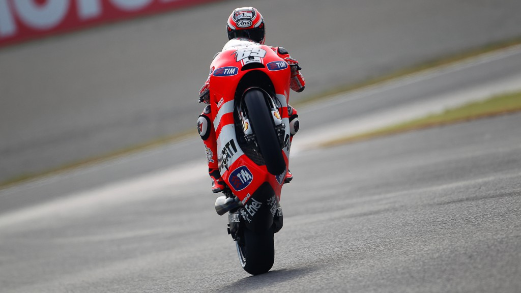 Nicky Hayden, Ducati Team, Motegi FP2