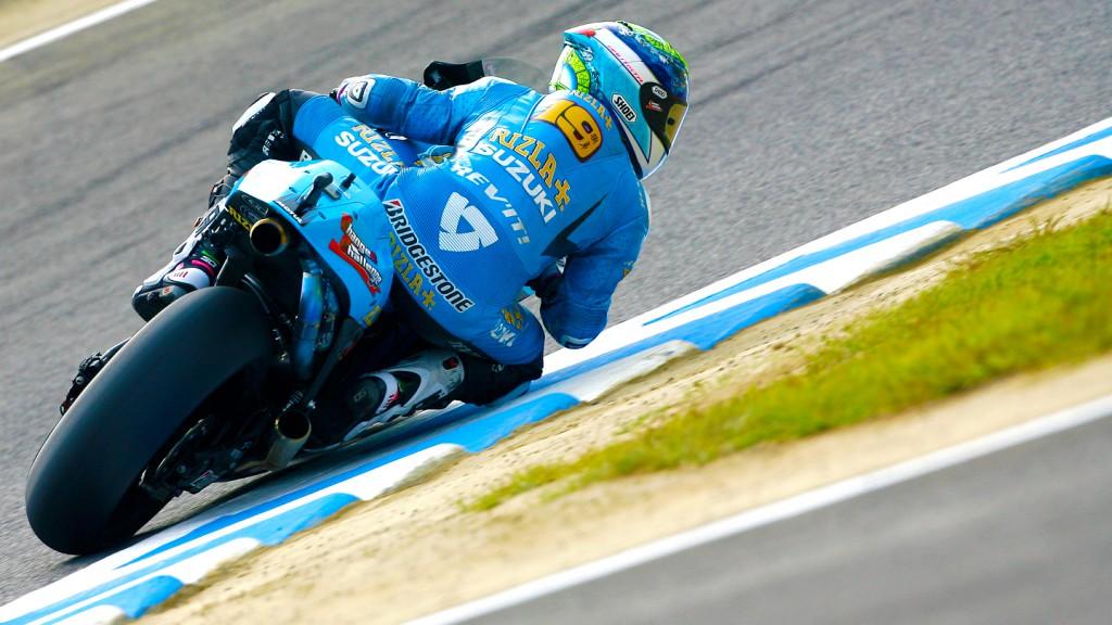 Alvaro Bautista, Rizla Suzuki MotoGP, Motegi FP2
