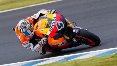 Andrea Dovizioso, Repsol Honda Team, Motegi QP