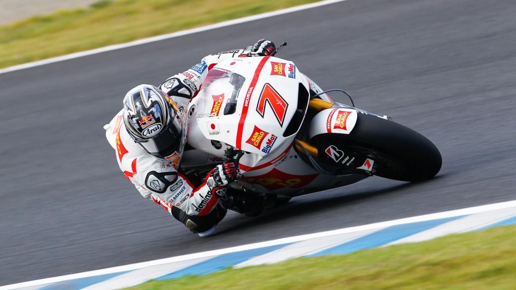 Hiroshi Aoyama, San Carlo Honda Gresini, Motegi QP