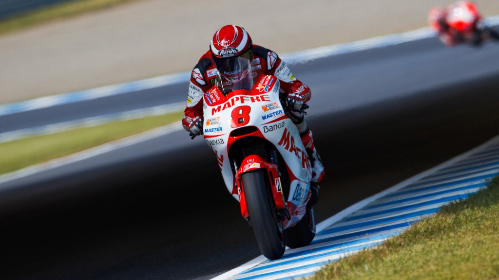 Hector Barbera, Mapfre Aspar Team MotoGP, Motegi QP