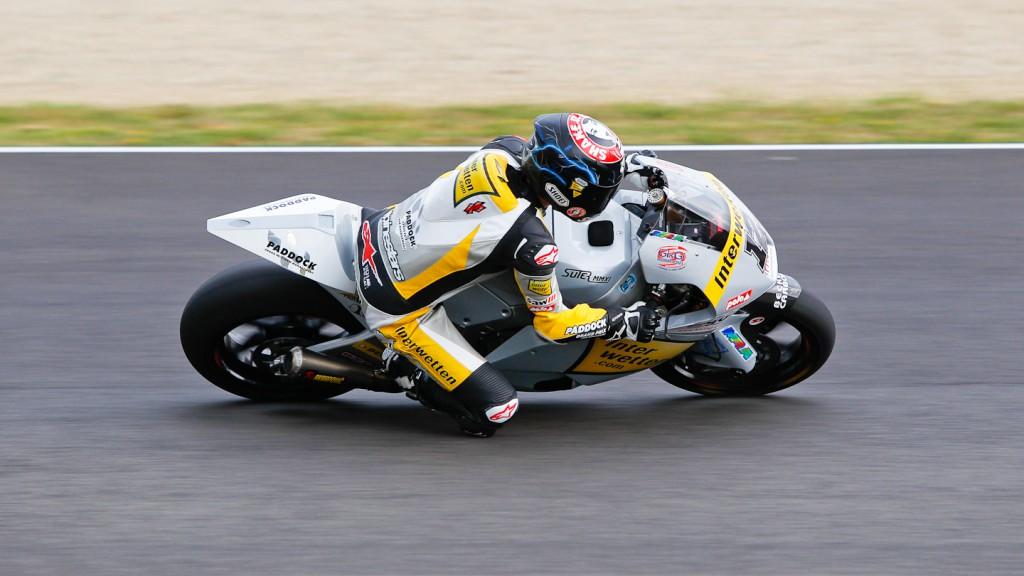 Thomas Luthi, Interwetten Paddock Moto2