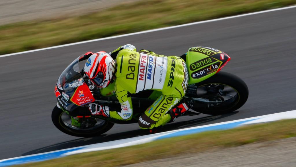 Nico Terol, Bankia Aspar Team 125cc, Motegi FP3